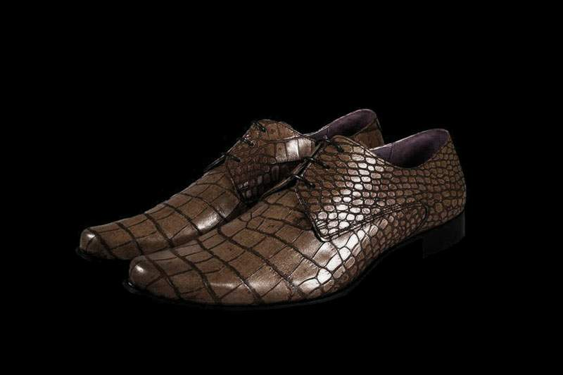 1938a261b4825 MJ LUXURY - Exclusive Shoes Handmade of Leather Crocodile