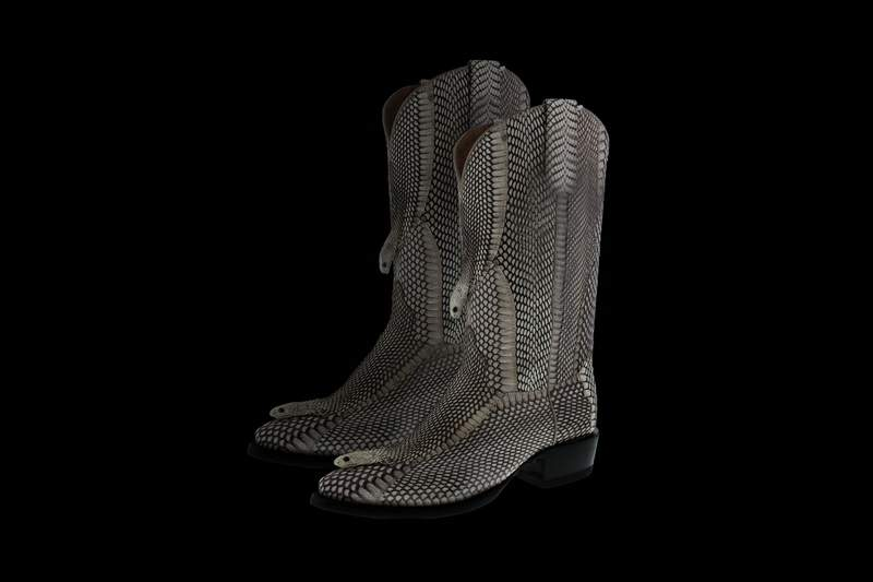 Mj Luxury Exclusive Shoes Handmade Of Leather Crocodile